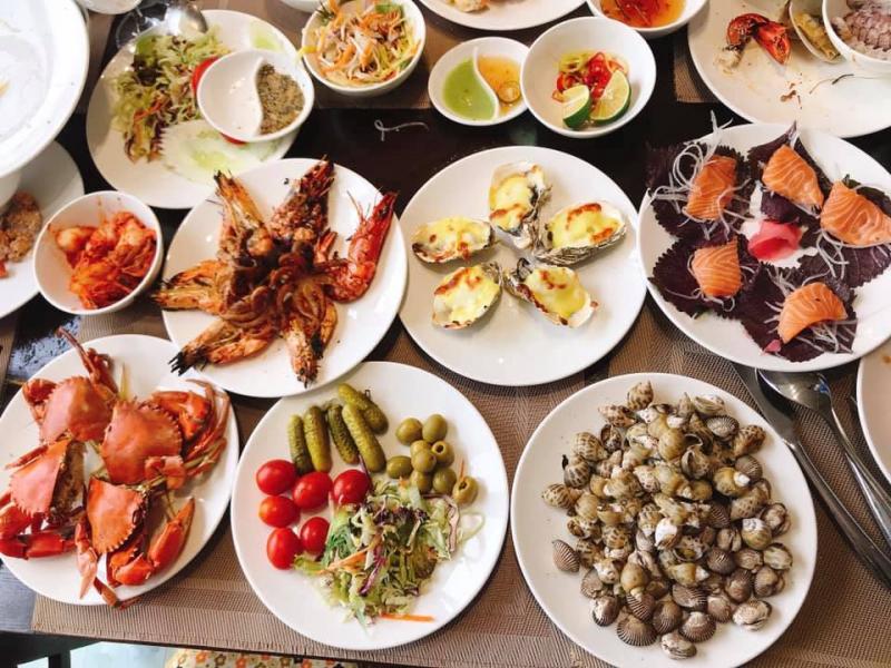 Top 5 địa chỉ thưởng thức buffet ngon chất lượng tại quận Đống Đa, Hà Nội