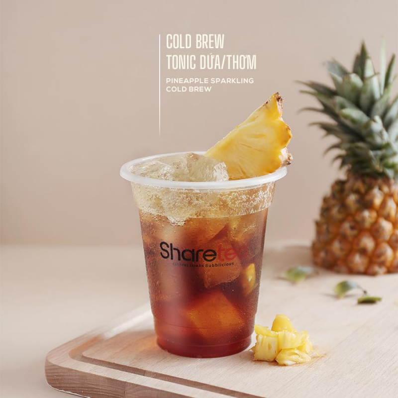 Top 8 Quán trà trái cây được yêu thích ở quận 10, TP. HCM