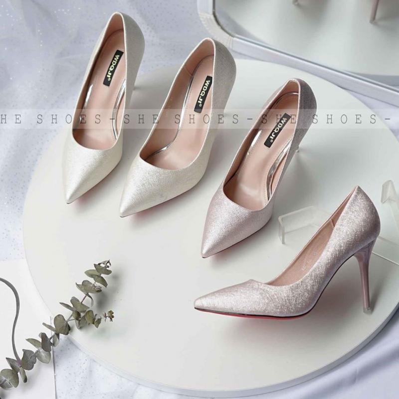 Top 7 Shop giày nữ đẹp nhất quận 10, TP. HCM