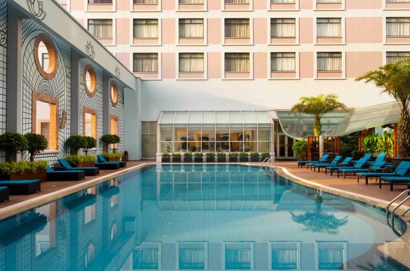 Top 8 Khách sạn tình nhân độc đáo tại TP HCM
