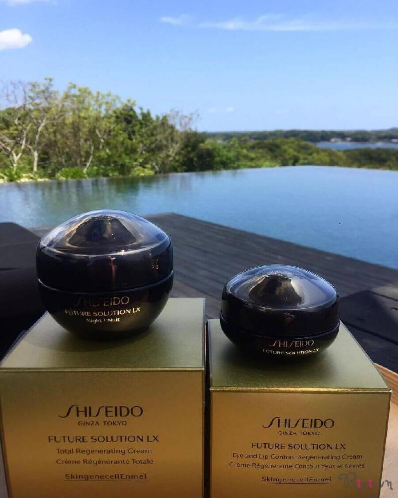 Shiseido Future Solution LX Total Regeneratin