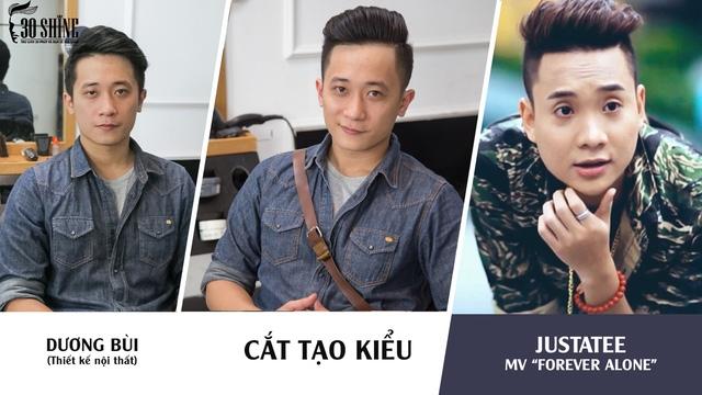 Top 6 Tiệm cắt tóc nam đẹp nhất ở Hà Nội