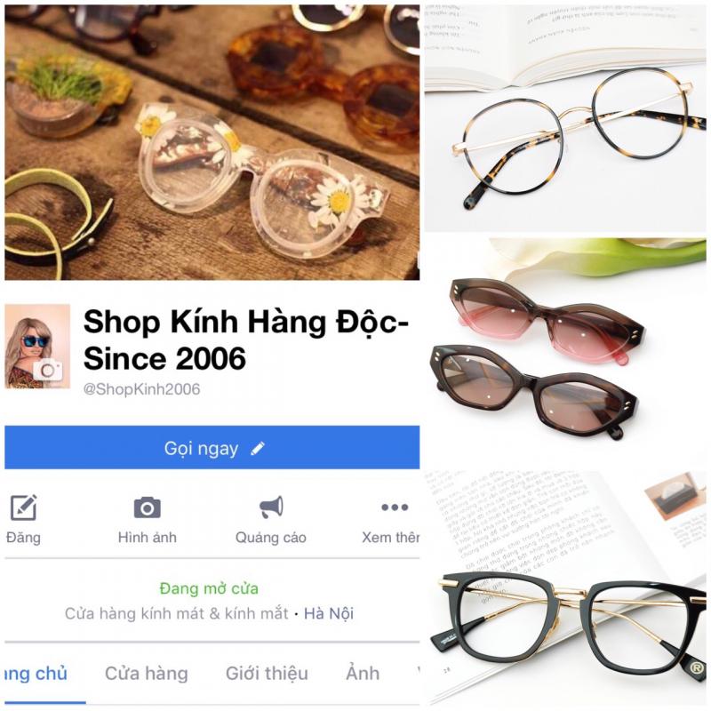 Top 9 địa chỉ bán gọng kính giá rẻ và chất lượng ở Hà Nội