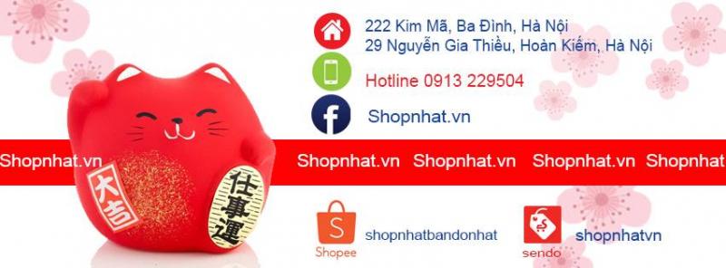 Top 10 Cửa hàng chuyên bán đồ Nhật Hà Nội
