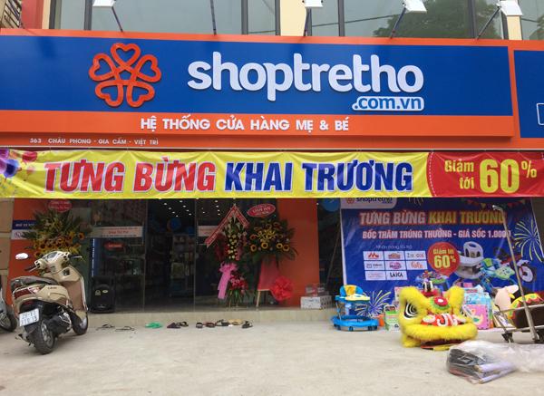 Top 6 Shop mẹ và bé chất lượng nhất tại quận Hai Bà Trưng, Hà Nội