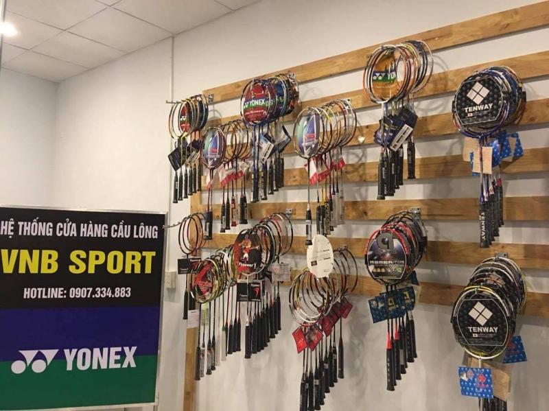 Top 10 địa chỉ bán vợt cầu lông uy tín nhất Hà Nội