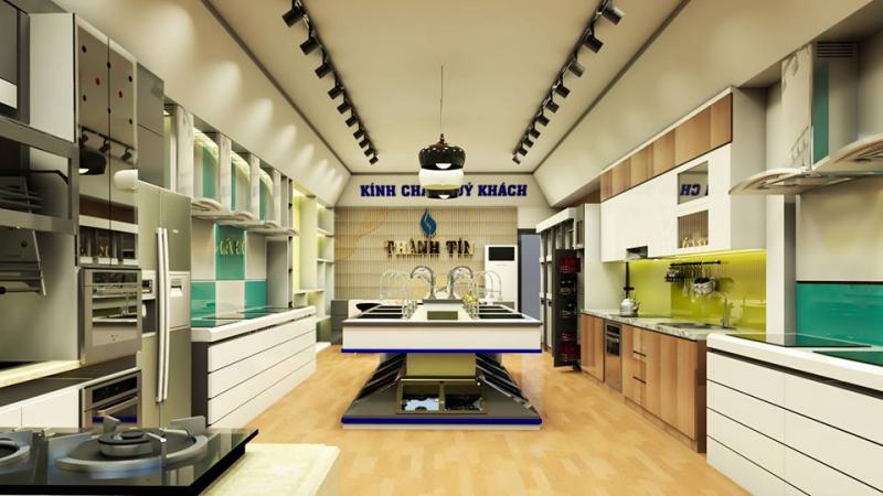 Top 8 Cửa hàng thiết bị nhà bếp tốt nhất tại Đà Nẵng