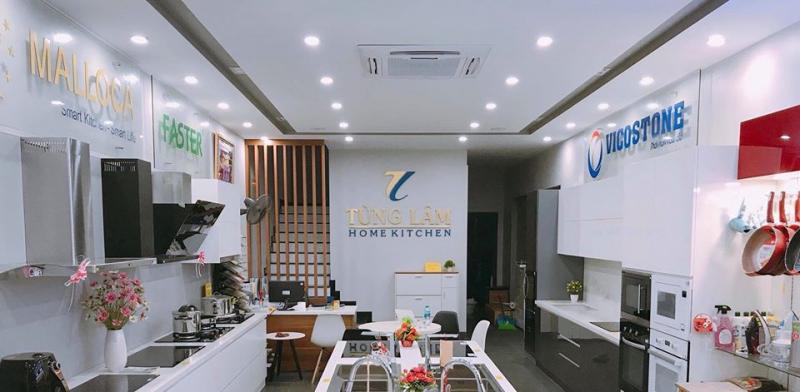 Top 5 Cửa hàng thiết bị nhà bếp tốt nhất tại Bắc Ninh