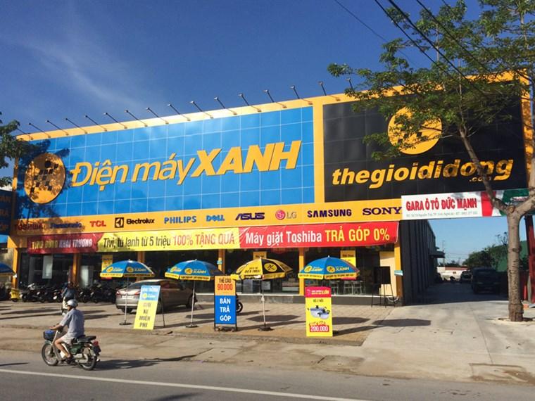 Top 6 Siêu thị điện máy tốt nhất tại Tp Vinh, Nghệ An