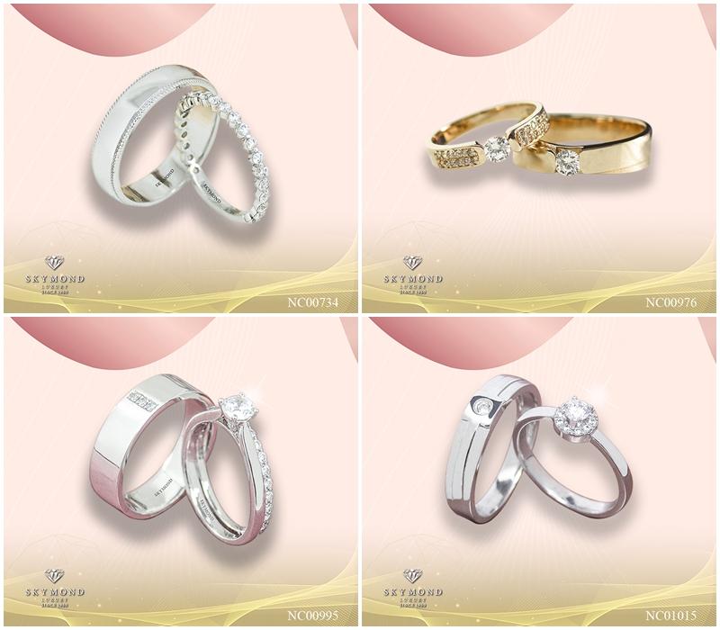 Top 6 Địa chỉ mua nhẫn cưới đẹp và uy tín nhất quận Ba Đình, Hà Nội