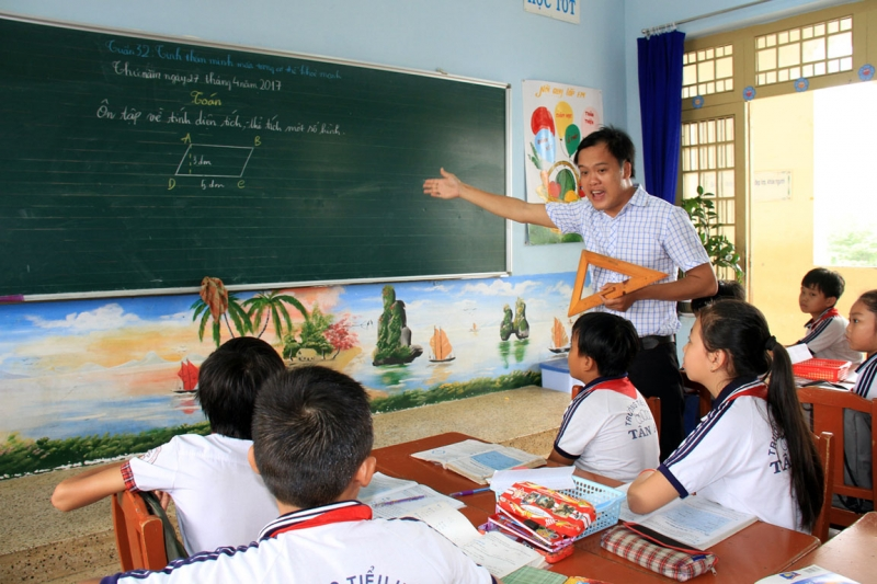 Top 5 Nỗi sợ lớn nhất của giáo viên tiểu học ngày nay