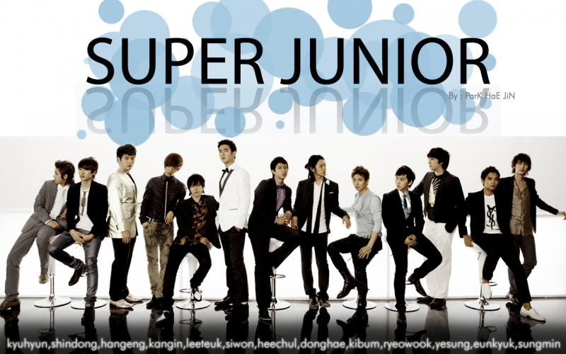 Top 10 điều đặc biệt nhất về nhóm nhạc Hàn Quốc Super Junior