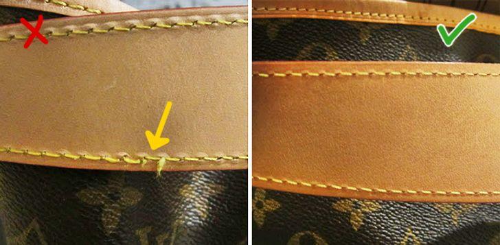 Top 7 Cách phát hiện túi xách hàng hiệu giả