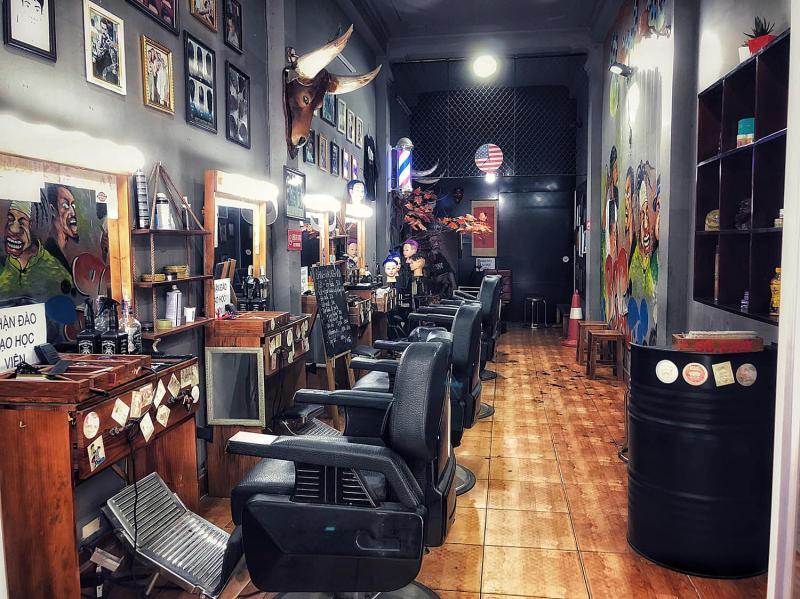 Top 6 Tiệm cắt tóc nam đẹp và chất lượng nhất Thái Bình