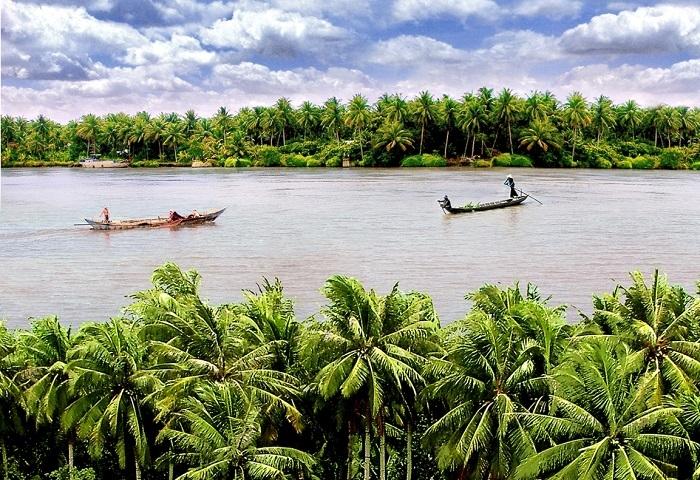 Top 10 Con sông nổi tiếng và đẹp nhất Việt Nam