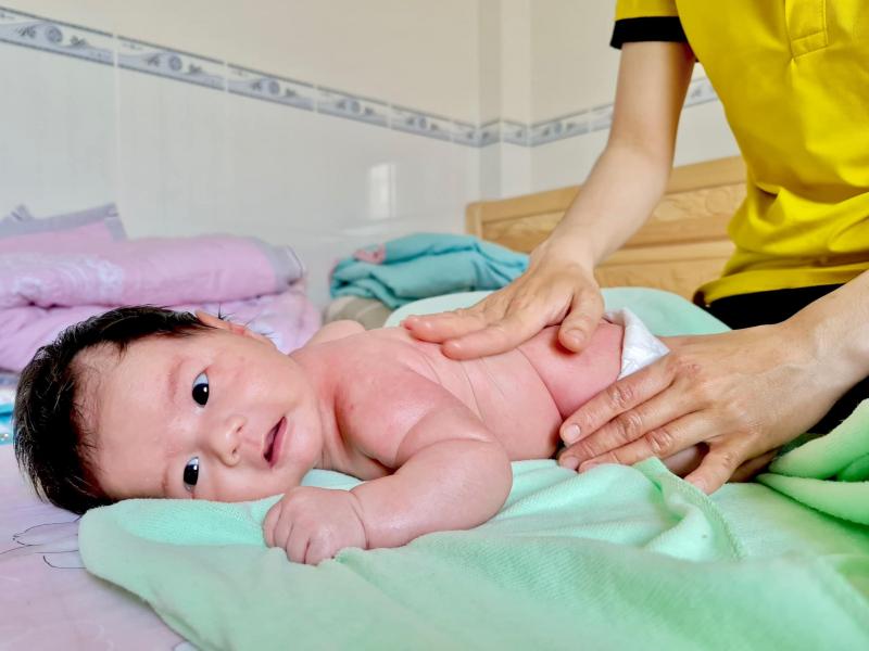 Top 5 Dịch vụ tắm bé sơ sinh chất lượng nhất tại Cần Thơ