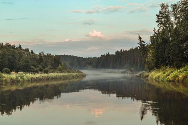 Top 14 Con sông đẹp nhất trên thế giới khiến bạn phải ngẩn ngơ