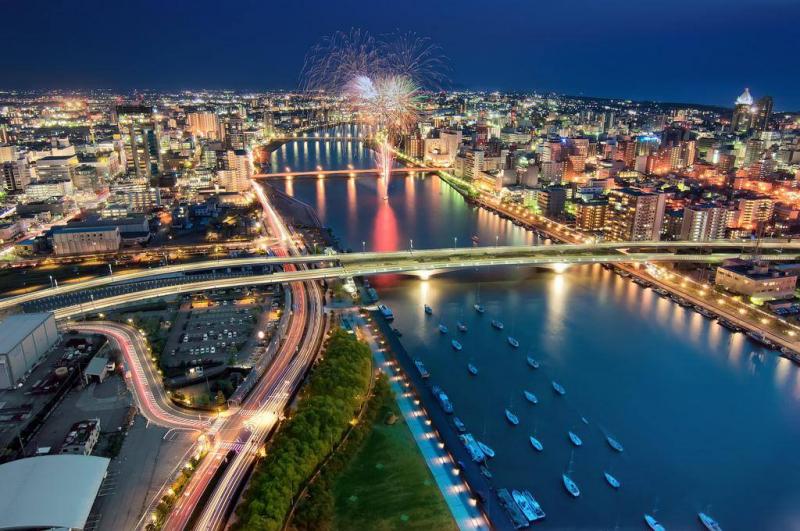 Sông Shinano dài nhất Nhật Bản