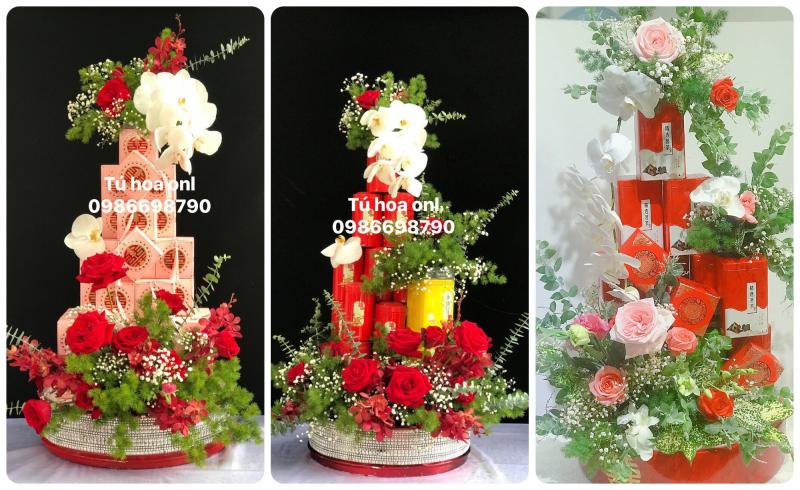 Top 5 Dịch vụ mâm quả cưới phong cách hiện đại đẹp và chất lượng nhất tại TP HCM
