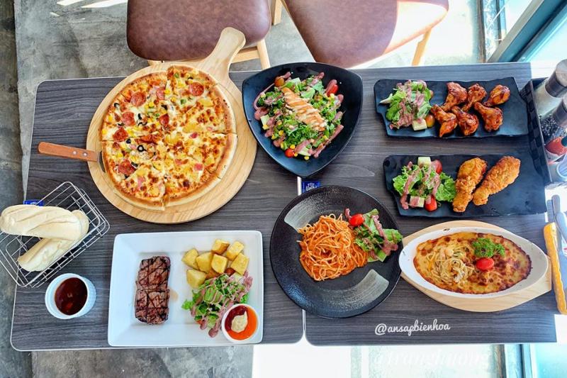 Top 6 Địa chỉ thưởng thức pizza hấp dẫn tại Biên Hoà, Đồng Nai