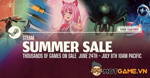 Steam Summer Sale 2021: Đang nghỉ hè dài hạn nên mua game gì?