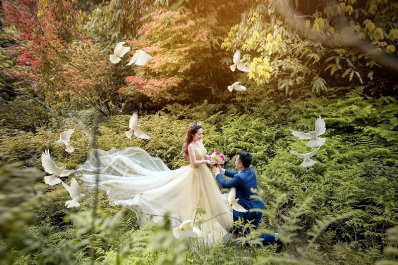 Top 9 Studio chụp ảnh cưới đẹp nhất tại TP Lạng Sơn