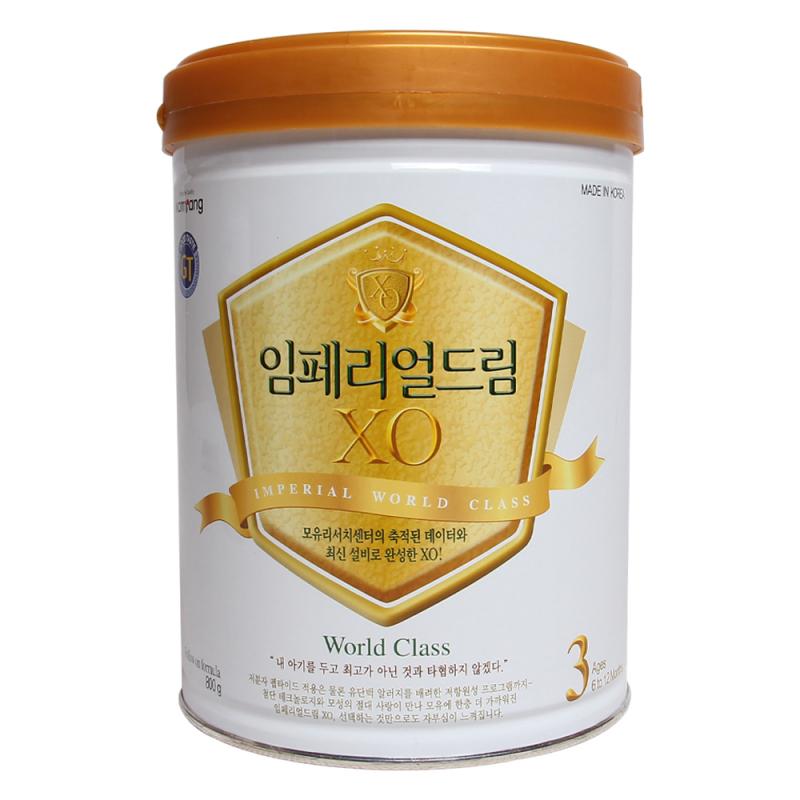 Top 8 Dòng sữa bột Hàn Quốc tốt nhất cho bé