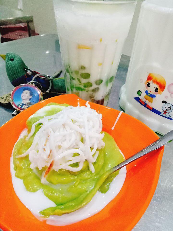 Sữa Chua Bằng Lăng