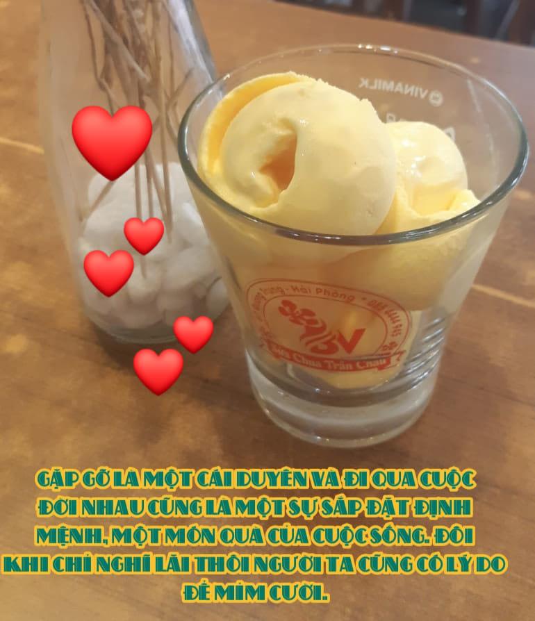 Sữa Chua Trân Châu Bà Vui