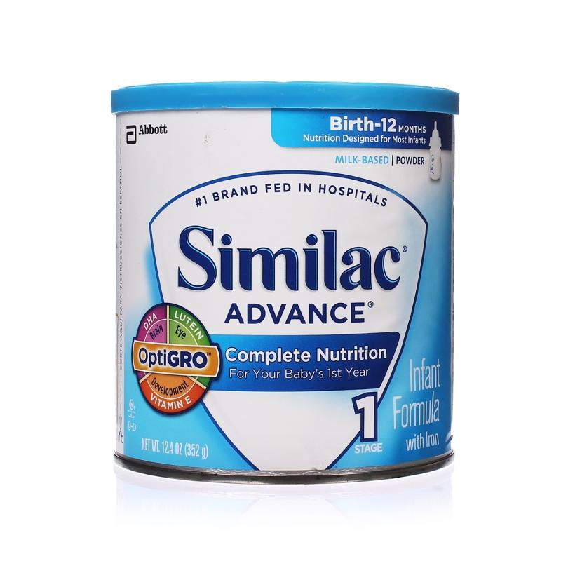 Top 11 Loại sữa công thức tốt nhất cho trẻ các bà mẹ tin dùng