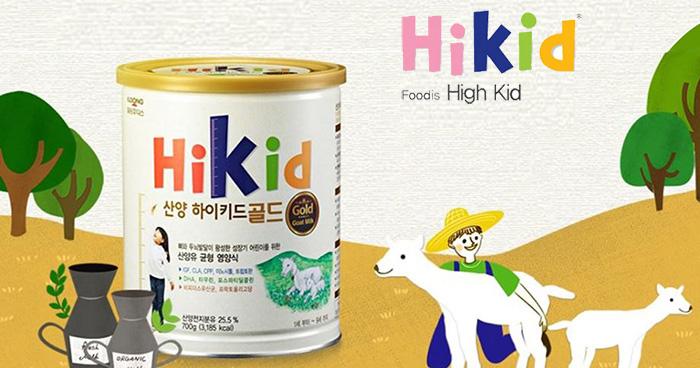 Top 9 Loại sữa bột từ sữa dê giúp bé phát triển toàn diện tốt nhất hiện nay