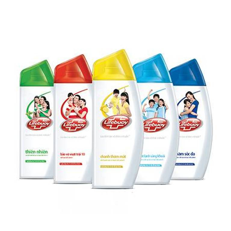 Top 6 Sữa tắm kháng khuẩn, sạch sâu tốt nhất cho cả nhà