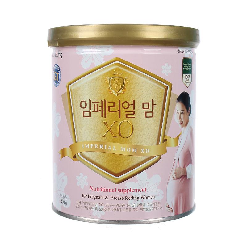 Top 5 Sữa bầu Hàn Quốc tốt cho mẹ và bé được yêu thích nhất hiện nay