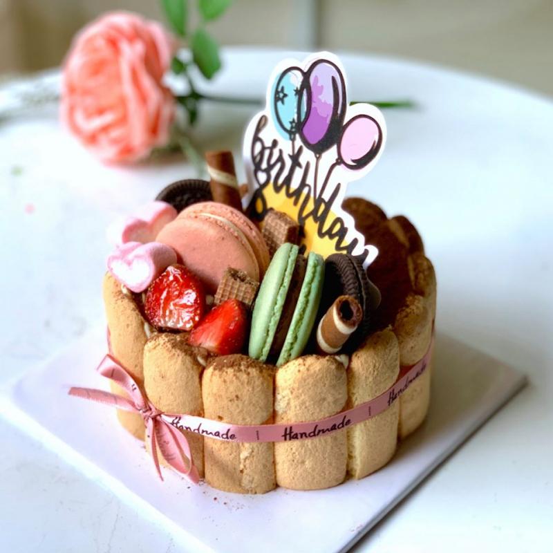 Top 10 Tiệm bánh handmade ngon nhất tại TP. HCM