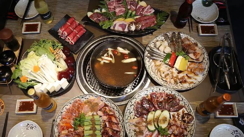 Top 11 Nhà hàng Buffet món Nhật Bản ngon nhất tại Hà Nội
