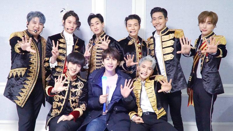 Top 14 Nhóm nhạc nổi tiếng nhất tại Hàn Quốc
