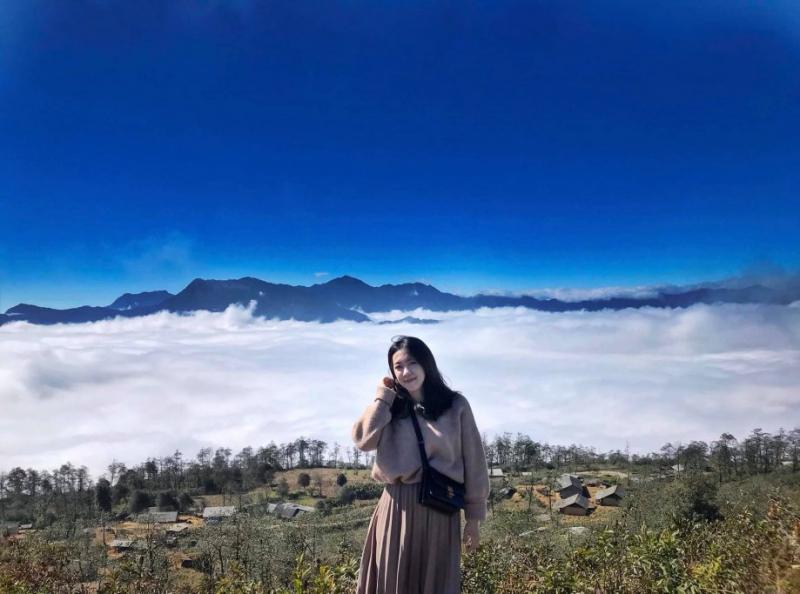 """Top 8 """"Thiên đường mây"""" đẹp nhất  ở Tây Bắc dành cho dân phượt"""