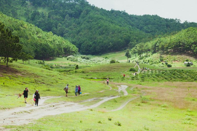 Top 7 Cung đường Trekking đẹp nhất Việt Nam