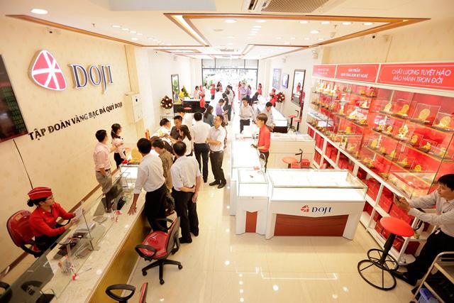 Top 10 Công ty vàng bạc đá quý nổi tiếng nhất Việt Nam