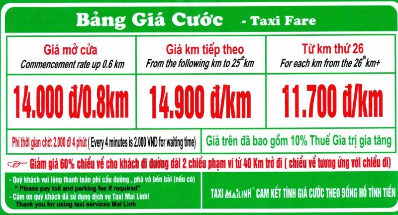 Top 9 Hãng taxi uy tín giá rẻ nhất tại Bắc Ninh bạn nên đi