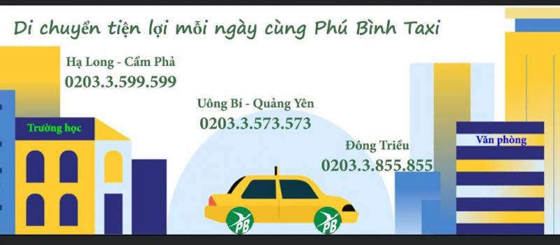 Top 10 Hãng taxi nổi tiếng nhất Quảng Ninh