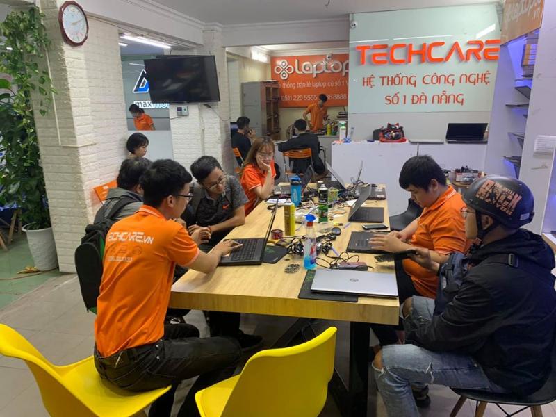 Top 6 Trung tâm sửa điện thoại uy tín, chất lượng nhất Đà Nẵng