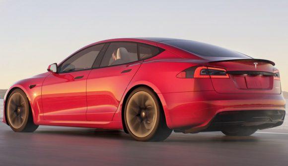 Siêu xe Tesla được tích hợp máy tính chơi game dùng CPU AMD