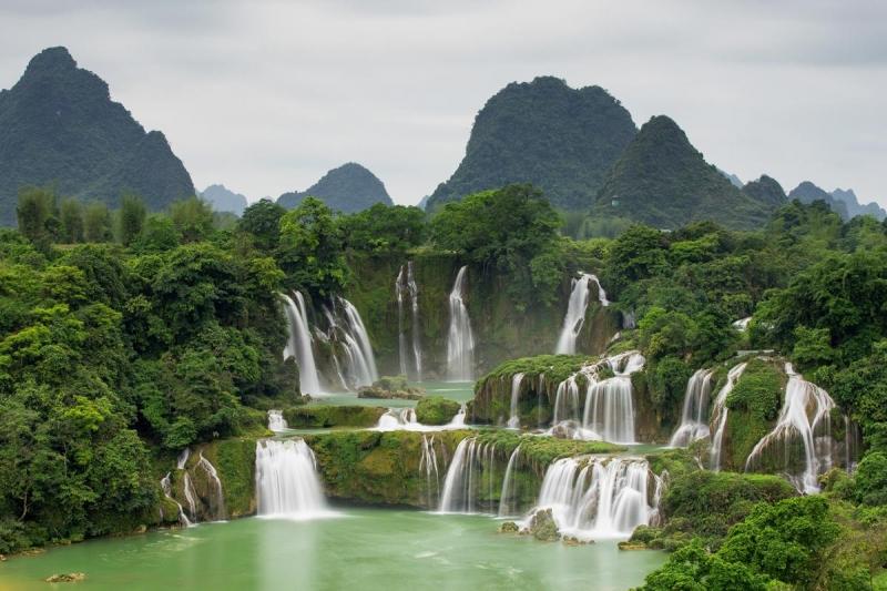 Top 17 Thác nước đẹp nhất việt Nam bạn không thể bỏ qua