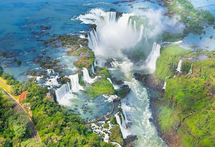 Top 10 Di sản thiên nhiên ấn tượng nhất thế giới