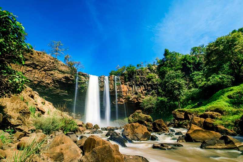 Top 6 Thác nước đẹp nhất ở Gia Lai