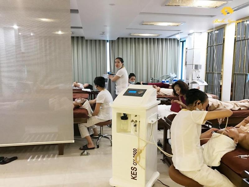 Top 10 Dịch vụ spa uy tín và chất lượng tại Hà Nội