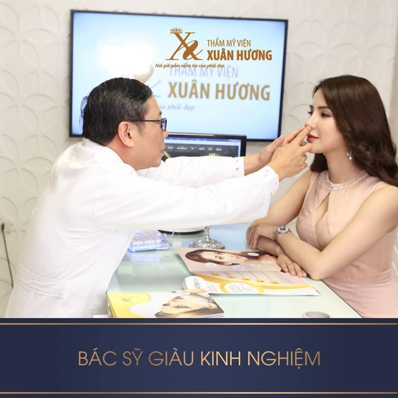 Top 7 địa chỉ nâng mũi Sline Cao đẹp và uy tín nhất Hà Nội