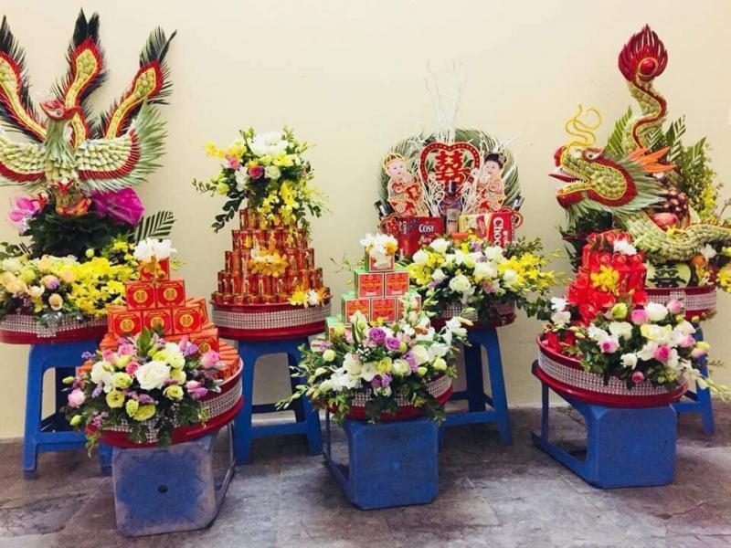 Top 8 Địa chỉ nhận làm tráp cưới đẹp nhất Hưng Yên