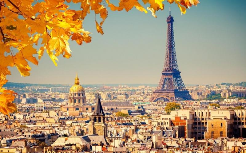Top 10 Công trình kiến trúc nổi tiếng nhất nước Pháp